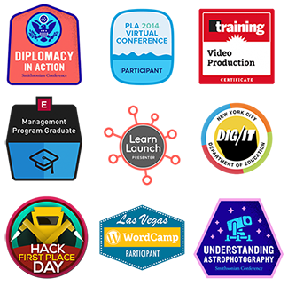 Open Badges for Events Issued via Credly