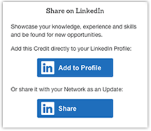Credly Teams Up with LinkedIn to Make it Easy to Add Verified Achievements to LinkedIn Profiles